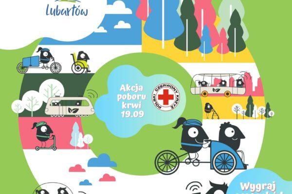 Miniaturka artykułu Tydzień elektromobilności  w Lubartowie