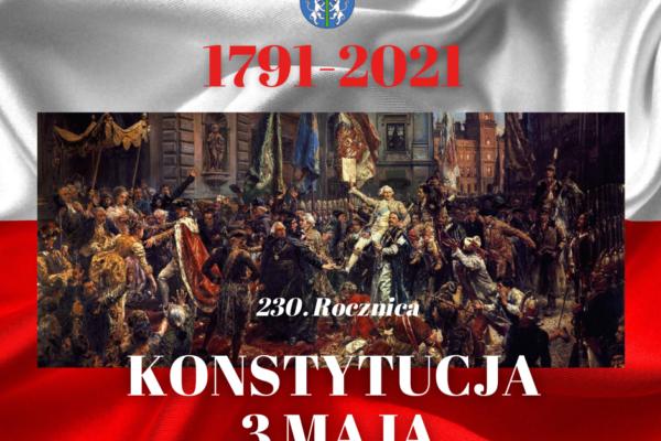 Miniaturka artykułu 230. rocznica uchwalenia Konstytucji 3 Maja