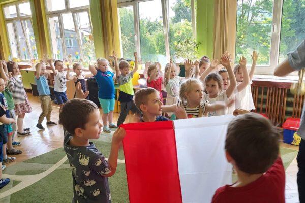 Miniaturka artykułu Najmłodsi kibice gotowi na Euro 2021